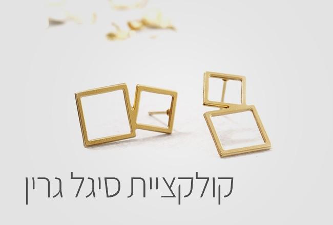 תכשיטים - סיגל גרין