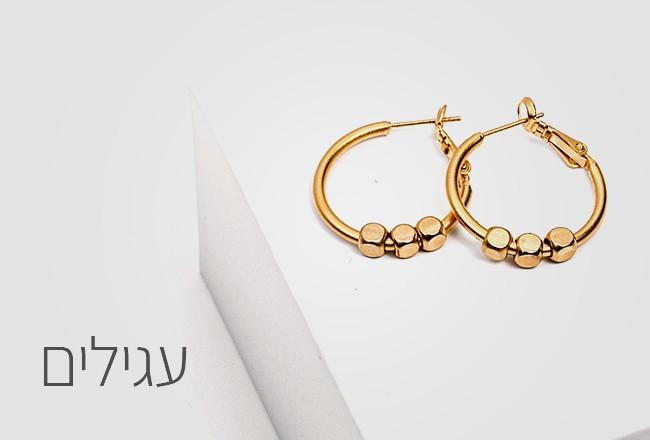תכשיטים - עגילים